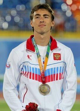 Сергей Шубенков победитель командного чемпионата Европы по лёгкой атлетике