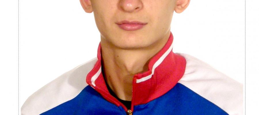 Альберт Гаун обладатель бронзовой медали домашнего чемпионата мира.