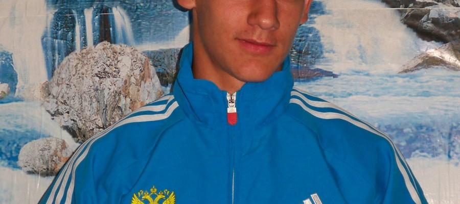 Евгений Кунц – победитель молодёжного первенства России.