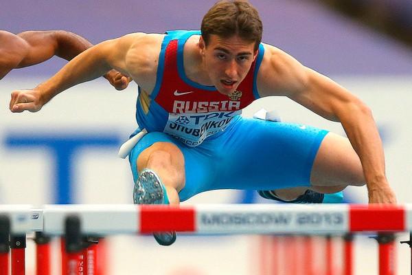 Сергей Шубенков установил новый рекорд России в беге на 110 метров с барьерами.
