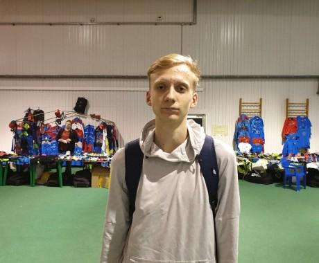Савелий Савлуков — победитель юниорского первенства России