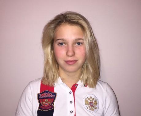 Полина Упирова — победительница и серебряный призёр второго этапа Кубка России среди юниоров
