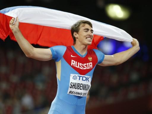 Сергей Шубенков стал чемпионом Всемирных военных игр в беге на 110 м с барьерами