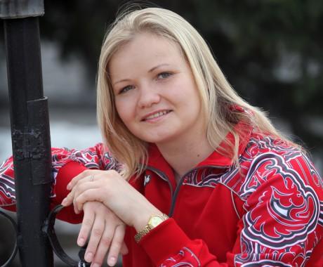 Елена Устинова – бронзовый призёр XIV Кубка мира среди нефтяных стран.