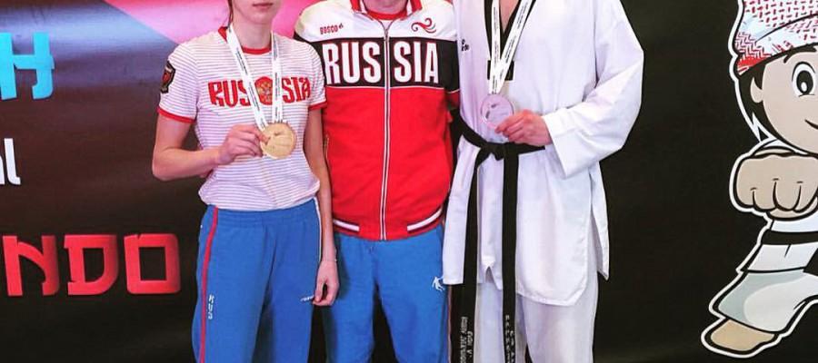 Альберт Гаун стал победителем чемпионата Сибири