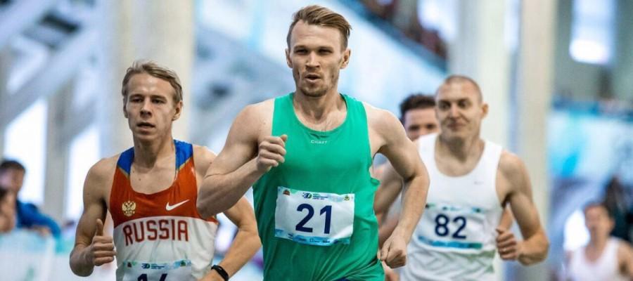 Юрий Клопцов стал бронзовым призером чемпионата России в стипль-чезе