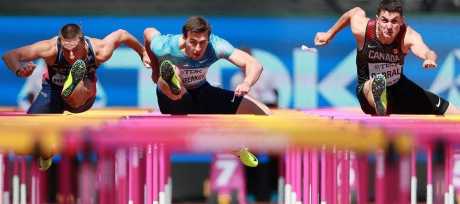 Сергей Шубенков первым в мире выбежал в этом летнем сезоне из 13 секунд
