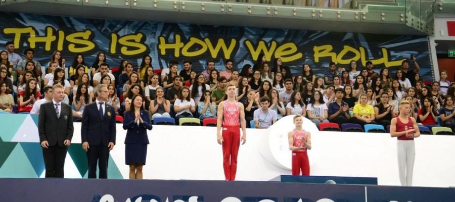 Сергей Найдин стал вторым в отборочных международных соревнованиях на Юношеские Олимпийские игры – 2018