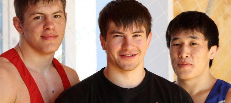 Алексей Тадыкин – чемпион Сибири