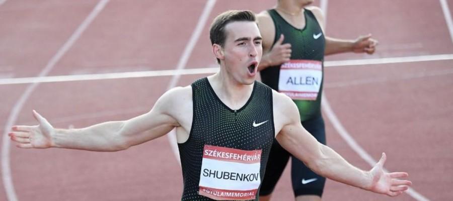 Сергей Шубенков установил новый рекорд России в беге на 110 метров с барьерами, обогнав олимпийского чемпиона и чемпиона мира Омара Маклауда