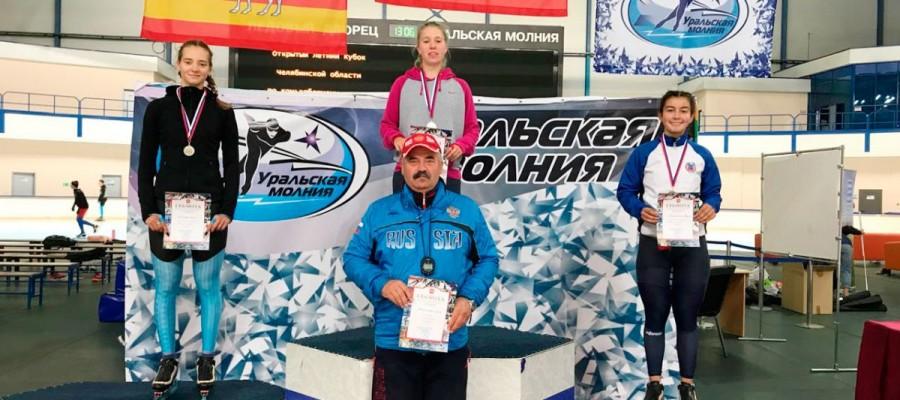 Спортсмены КАУ «ЦСП» выиграли шесть медалей на Открытом Кубке Челябинской области