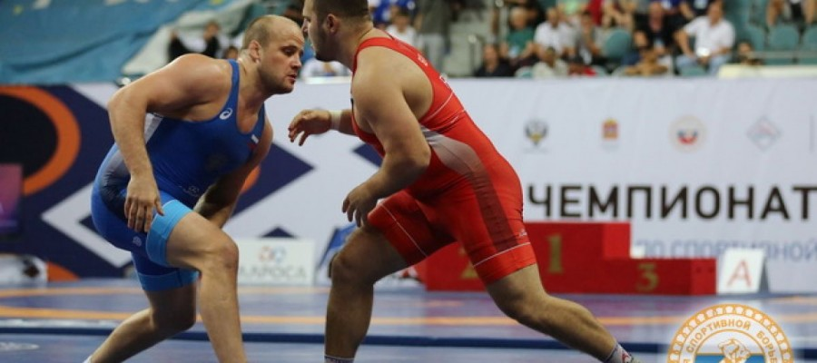 Виталий Щур — серебряный призёр чемпионата России
