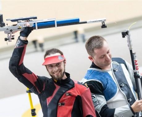 Сергей Каменский — серебряный призёр этапа Кубка мира в Пекине