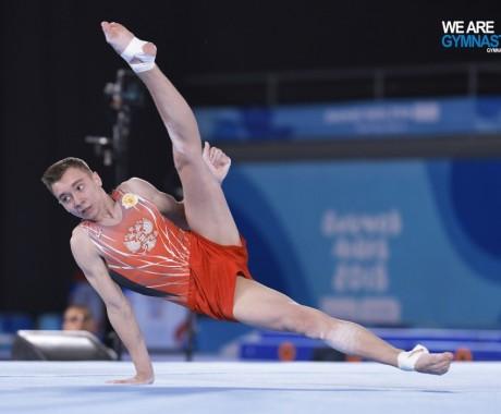 Сергей Найдин завоевал четыре награды на III летних юношеских Олимпийских играх