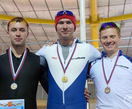 Виктор Муштаков — двукратный серебряный призёр Всероссийских соревнований «Кубок Коломенского Кремля»