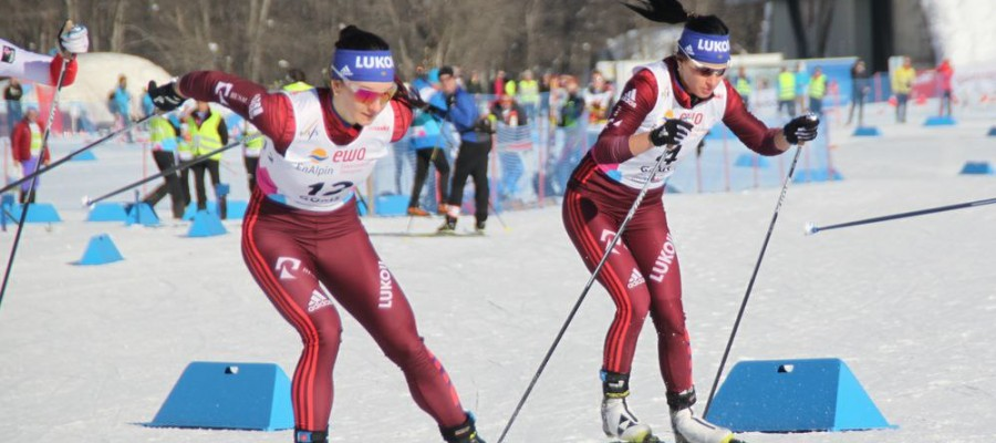 Яна Кирпиченко — восьмая на молодёжном чемпионате мира в гонке на 10 км свободным стилем