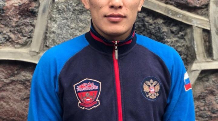 Алексей Тадыкин — серебряный призёр чемпионата России