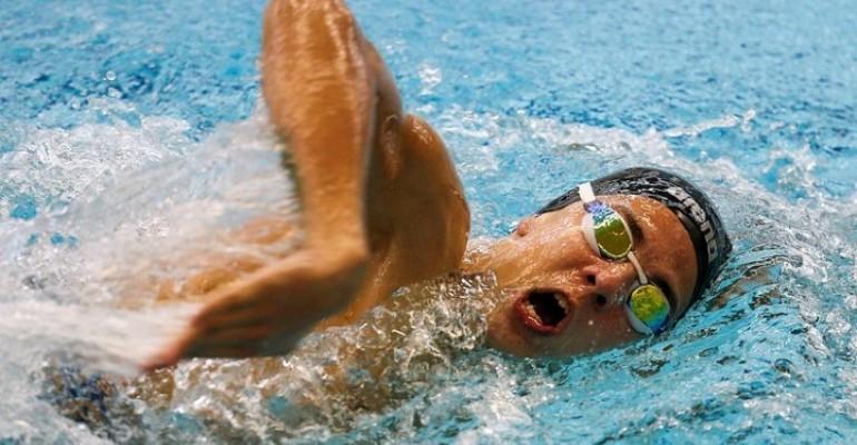 Роман Жданов выиграл три медали на этапе Кубка мира по плаванию среди спортсменов с ПОДА