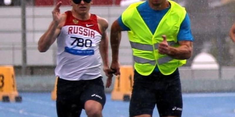 Алтайские спортсмены с нарушением зрения выиграли семь золотых медалей чемпионата России по лёгкой атлетике