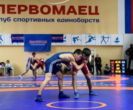 Борцы КАУ «ЦСП» завоевали две бронзовые медали на «Мемориале Нестеренко»