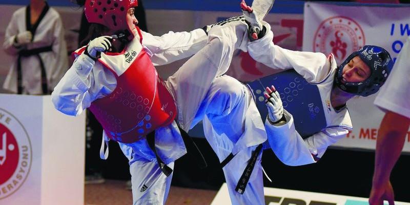 Альберт Гаун и Анастасия Анохина — бронзовые призёры международного турнира «Польша Опен»