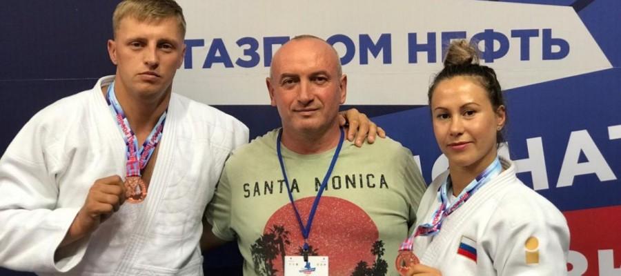 Ирина Громова — бронзовый призёр чемпионата России в составе команды Сибирского федерального округа
