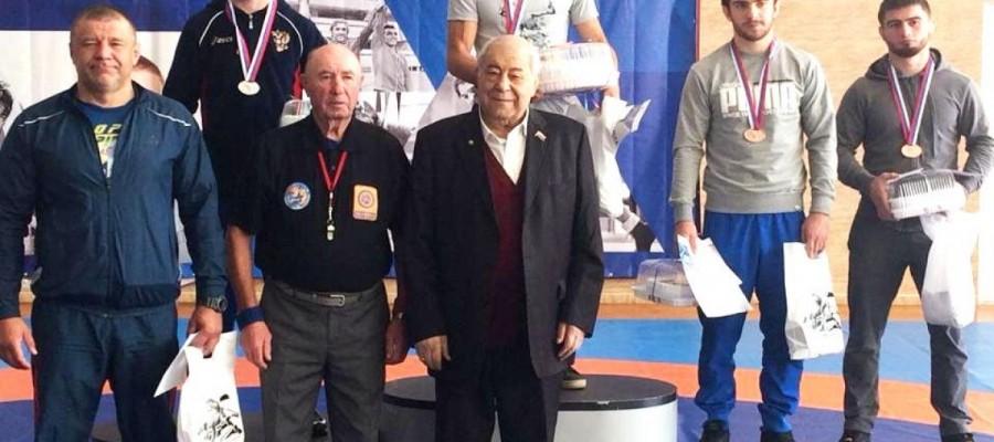 Ижен Чейнин — победитель XXXVI Всероссийского турнира на призы олимпийского чемпиона Алексея Шумакова