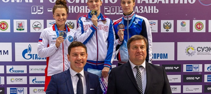 Возвращение на пьедестал. Дарья Кулешова — серебряный призёр чемпионата России