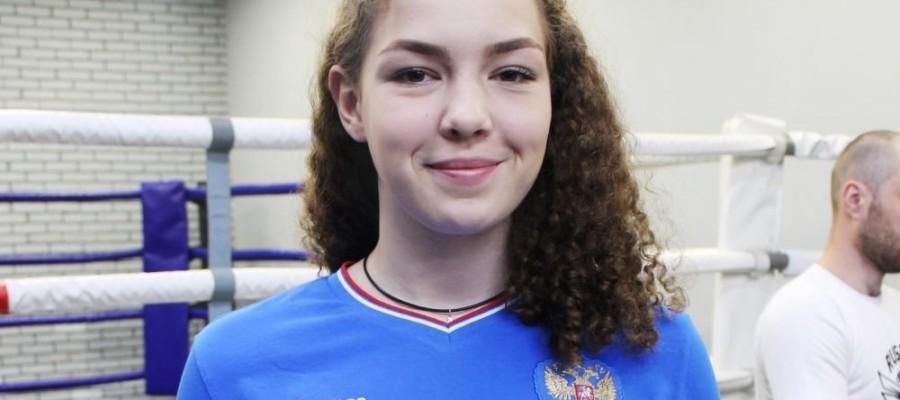 Валерия Воронцова победитель Всероссийского турнира «Олимпийские надежды»