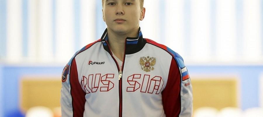 Барнаулец Денис Юров выиграл командное золото и три личных медали на международном турнире «Золотая Чайка»