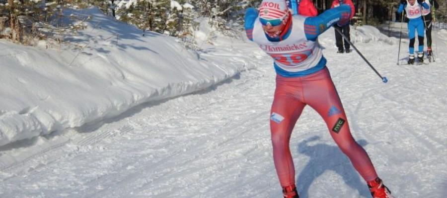 Никита Денисов — серебряный призёр чемпионата Сибири