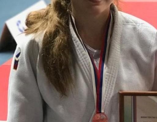 Дарья Храмойкина — серебряный призёр молодёжного первенства Сибирского федерального округа