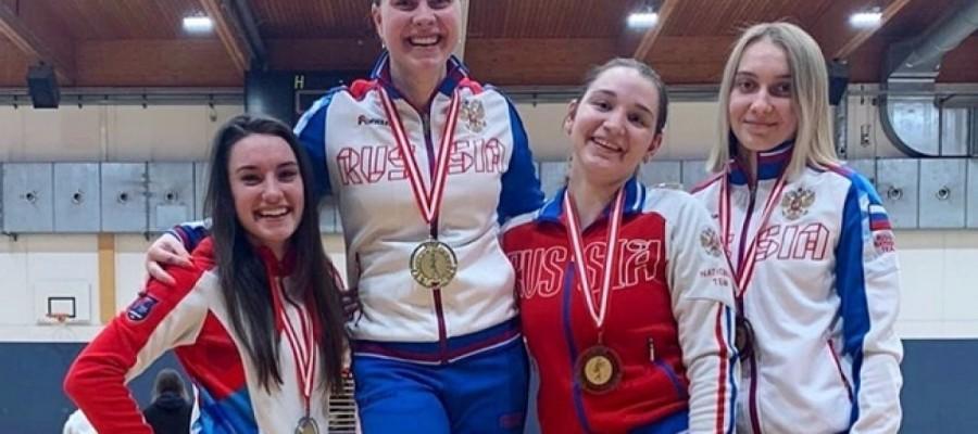 Анна Смирнова из Барнаула стала бронзовым призером этапа Кубка Европы среди спортсменов до 24-х лет