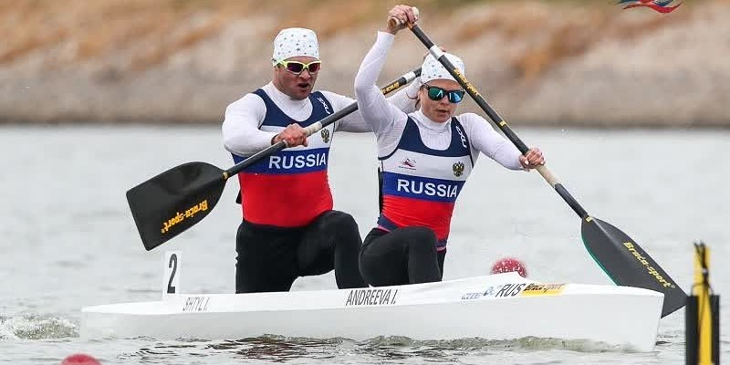 Ирина Андреева — победительница и бронзовый призёр Кубка мира по гребле на байдарках и каноэ