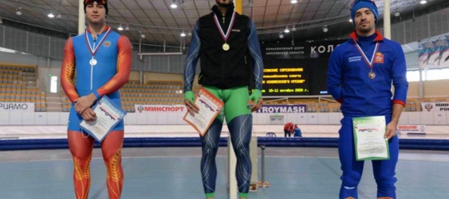 Виктор Муштаков и Полина Упирова — призёры Кубка Коломенского кремля