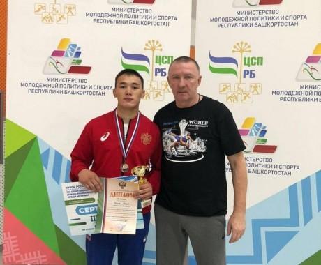 На Кубке России в Уфе борцы из КАУ «ЦСП» взяли две бронзовые медали