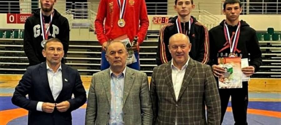 Сунер Конунов выиграл всероссийские соревнования среди юниоров до 21 года