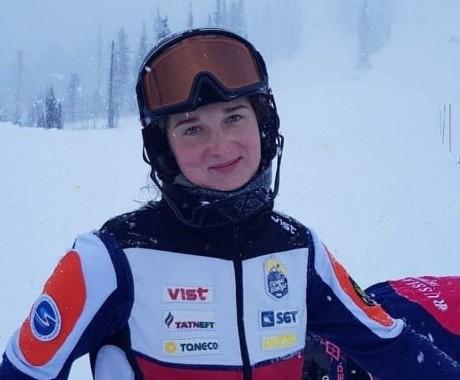 На первенстве Сибири Вероника Цупикова завоевала еще две медали