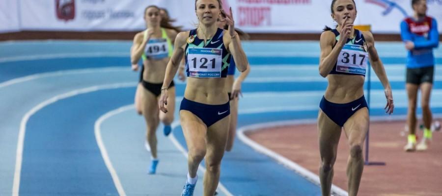 Полина Миллер с серебром, Ильдар Надыров дважды бронзовый призёр на чемпионата России.