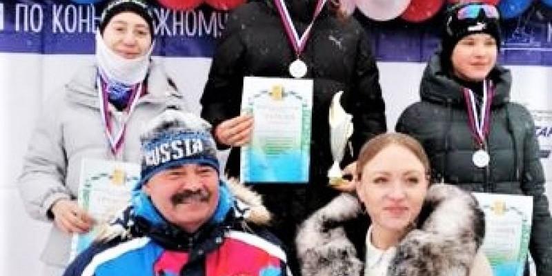 Алиса Беккер — победительница и бронзовый призер всероссийских соревнований в Кирове