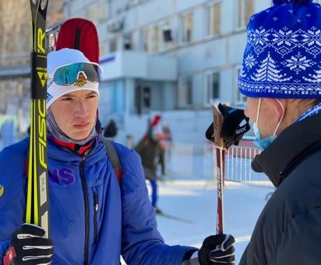 Спортсмены КАУ «ЦСП» победили в трех гонках на первенстве Сибири
