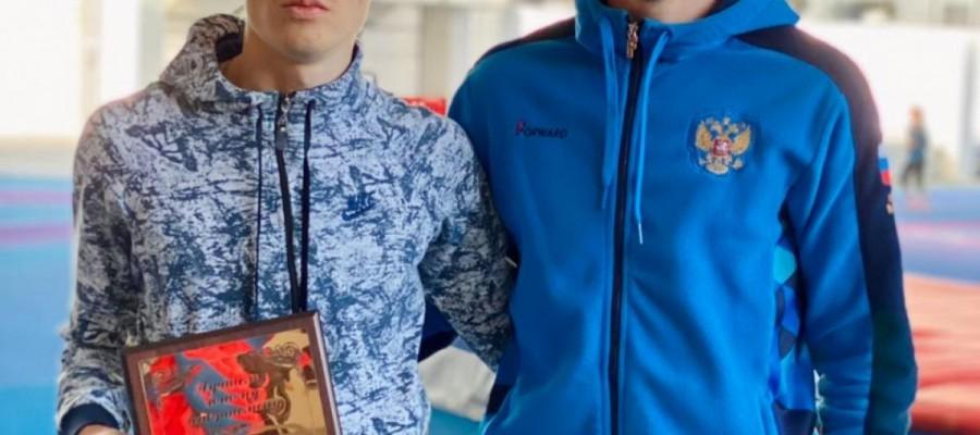 Александр Должиков признан лучшим молодым спортсменом всероссийских легкоатлетических соревнований спортсменов с нарушением зрения