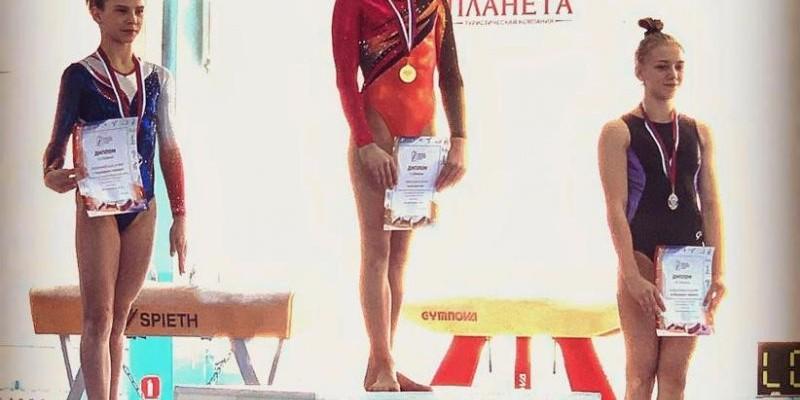 Дарья Ожигова победитель и призёр первенства Сибирского федерального округа