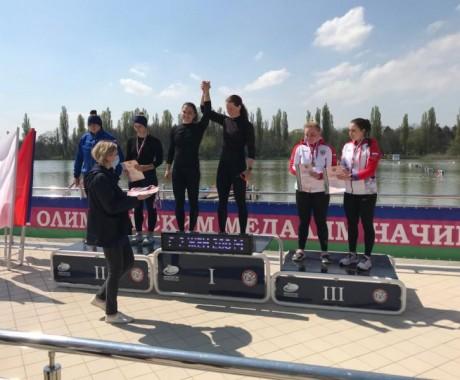 Александр Дьяченко и Ирина Андреева — обладатели Кубка России