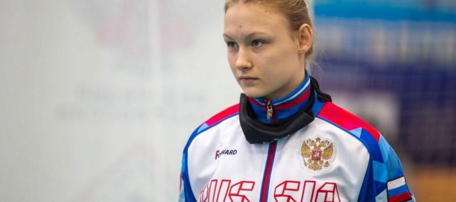 Анастасия Климова завоевала серебро международного «Кубка наций» среди девушек 15−16 лет