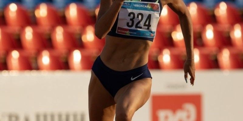 На чемпионате России легкоатлеты КАУ «ЦСП» завоевали пять медалей