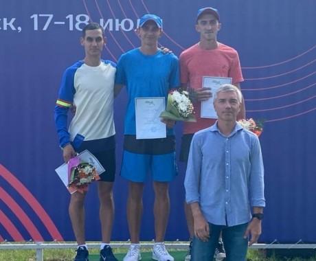 Евгений Кунц и Ильдар Надыров стали призерами Кубка России в беге на 1500 м
