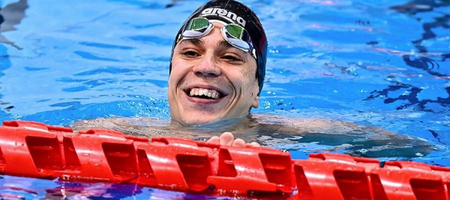Бийский пловец Роман Жданов завоевал бронзу Паралимпиады на дистанции 100 метров вольным стилем