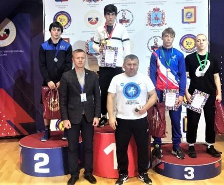 Иван Козлов — бронзовый призёр Кубка России среди юношей 15−16 лет